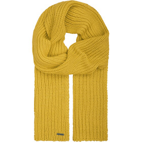 Giesswein Draberg Scarf ginger yellow